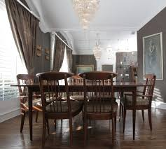 mirror wall dining room eclectic with danish modern danish modern