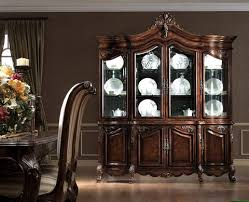 Dining Room Sets With China Cabinet The Best Of Valencia China 779 013 Orleans International Cabinets