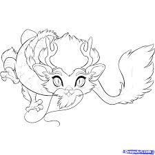 7 how to draw a chibi chinese dragon