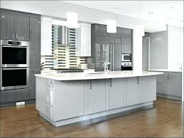 grey stained oak cabinet grey stained hickory kitchen content