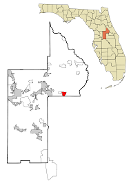 Florida Casinos Map by Mount Plymouth Florida Wikipedia