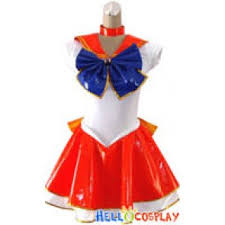 Sailor Mars Halloween Costume Sailor Moon Costumes Cosplay