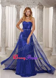 blue sequin bridesmaid dress skirt beaded prom bridesmaid dresses in royal blue