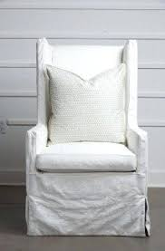 club chair covers grey wing chair slipcover modern dining chair covers gray wingback