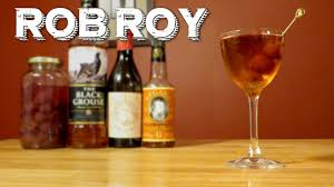 classic manhattan drink rob roy how to make the classic scotch whisky variation on the