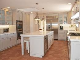 country kitchen tiles ideas country kitchen tile floor and copper accents morespoons