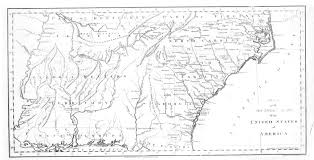 Time Zone Map Tennessee by Digital History