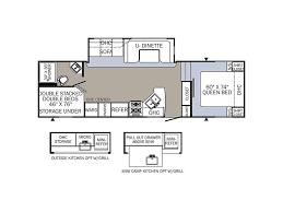 Puma 5th Wheel Floor Plans by 2017 Palomino Puma 286 Rbss Walton Ky Rvtrader Com