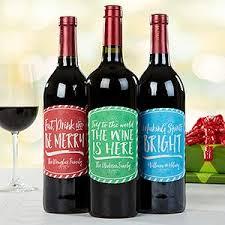 Wine Christmas Gifts Best 25 Christmas Wine Bottle Labels Ideas On Pinterest Wine