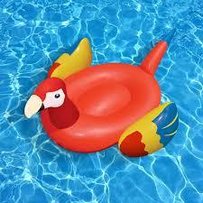 swimline giant parrot float for swimming pools160 walmart com