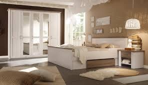 Ebay Schlafzimmer Betten Schlafzimmer Mit Bett 180 X 200 Cm Pinie Weiss Trüffel Woody 62