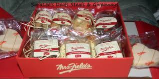 Mrs Fields Gift Baskets My Devotional Thoughts Mrs Fields U0026 Ring Pop Giveaway Ends 2