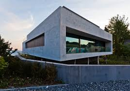 Concrete Block Houses | genuine concrete block house by simmengroup 3