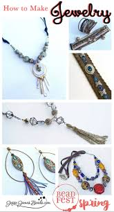 Bead Jewelry Making Classes - learn to make your own unique jewelry bead fest classes for