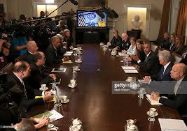 Barack Obama Cabinet Members President Obama Meets With Cabinet Members On Ebola Crisis Photos