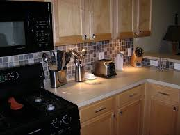 Kitchen No Backsplash Laminate Countertop Without Backsplash Home Designs Idea