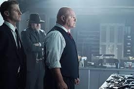 Dr Nathaniel Barnes Gotham U0027 Season 2 Introduces Michael Chiklis In First Photo