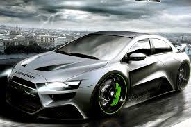 mitsubishi supercar concept greentv com a i makes mitsubishi greener greentv com