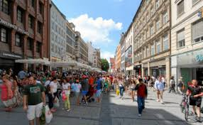 Shopping In Germany Germany S Six Most Beloved Shopping Streets The Local