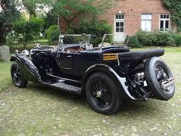 bentley classic bentley 6 1 2 litre 1931 for sale classic trader
