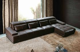Real Leather Sofa Sale Sh861 Sale Modern Genuine Leather Corner Sofa China Mainland