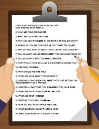 Job Interview Resume Questions by 20 Common Job Interview Questions You Should Know How To Answer