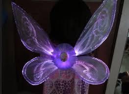 light up fairy wings tinkerbell light up costume meningrey