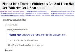 Florida Man Meme - florida man is living the dream meme collection