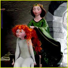 disney princess redhead love