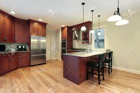 kitchen cabinets cherry wood cherry wood kitchen cabinets cleaning black granite countertops