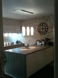 cuisine avec mur en salle de bain mur galerie d inspiration pour la meilleure salle