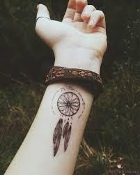69 classy dreamcatcher tattoos for arm