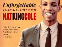 unforgettable falling in with nat king cole arlington