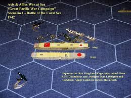 the great pacific war campaign scenario 1 the alternate