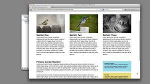 responsive design tutorial responsive web design tutorial and explanation