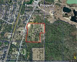 Polk County Florida Map by Temples Property Sean L Fullerton Orlando Fl Commercial Real