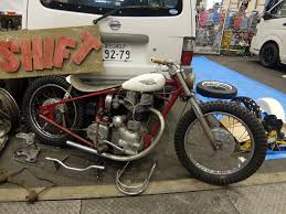 custom royal enfield 350 bullet rigid chopper one off hardtail