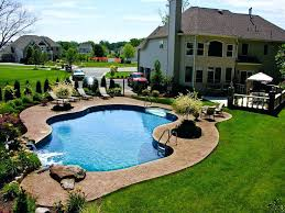 Landscaping Around A Pool by Landscaping Ideas Around Pool Pictures Tag Landscaping Ideas