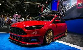 2013 ford focus st upgrades four tuned focus sts appearing at the 2015 sema car