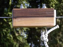 Building A Zip Line In Your Backyard by Backyard Ziplines Home Outdoor Decoration