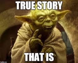Yoda Meme Maker - yoda finger big meme generator imgflip
