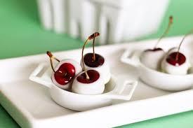 White Chocolate Covered Strawberries Kids Amaretto Soaked White Chocolate Cherries Taryn Williford