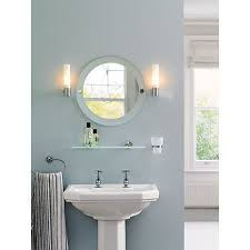 Bathroom Wall Lights Buy Astro Bari Bathroom Wall Light John Lewis
