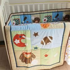 Sports Themed Crib Bedding Sports Crib Bedding Baby Boy Themed Rooms Idea Mickey Mouse Crib