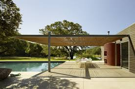summer outdoor living at its sustainable best sonoma residence