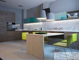 Kitchen Cabinet Design For Apartment Apartment For A Young Family