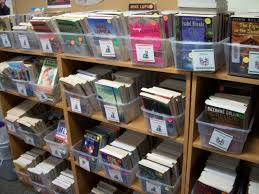 introducing students to the classroom library by donalyn miller