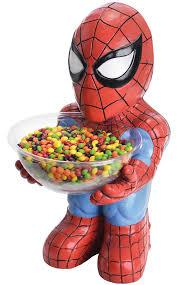 Spiderman Costume Halloween Spider Man Halloween Candy Bowl Holder Costume Craze