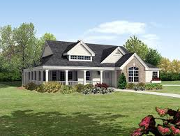 Bungalow Home Plans House Plan 95810 At Familyhomeplans Com