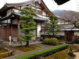 this is a traditional and historic japanese building see other